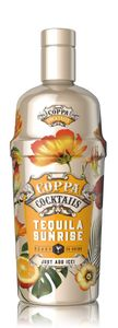 Coppa Cocktails Tequila Sunrise Ready to Drink - 70cl