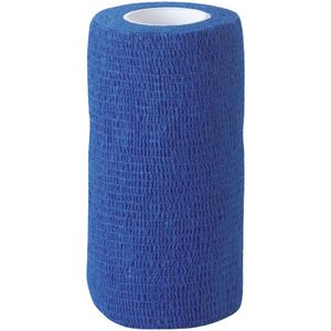 Kerbl EquiLastic selbsthaftende Bandage, rot, 10cm breit