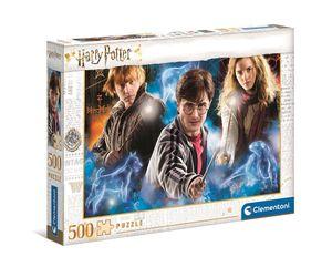 Clementoni 35082 Harry Potter 500 Teile Puzzle