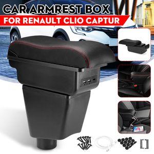 Mittelarmlehne Mittelkonsole Armlehne Polyurethanmit USB Port Für Renault Clio Captur