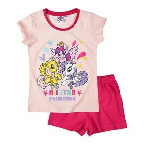 My little Pony Shorty Pyjama, rosa-pink, Gr. 92-128 Größe - 104