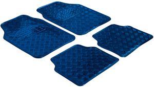 Walser Automatte Metallic 4-teilig Set blau, 28022