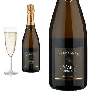 3er Karton Champagne Mailly Grand Cru Brut Reserve