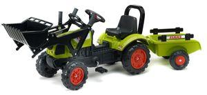 Falquet & Cie S.A.S. Tret-Traktor Claas Lader+Hänger 2-5 J.