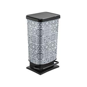 Rotho Paso, 40 l, Rechteckig, Metall, Kunststoff, Grau, Terrasse, 295 mm