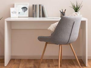 """Schreibtisch Bürotisch Arbeitstisch Computertisch Tisch Büromöbel """"Ravenna I"""" weiß"""