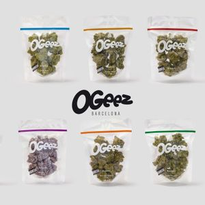 Ogeez Krunch Coco Bud 50g - Knusper-Schokoladenstücke in Weed-Optik