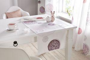 Tischläufer 'Modern Art' Textil Deko Wohnzimmer Esszimmer Terasse Garten Balkon