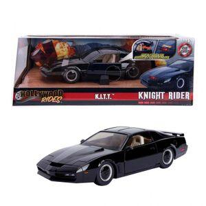 Jada 253255000 Trans Am K.I.T.T. schwarz - Knight Rider Maßstab 1:24