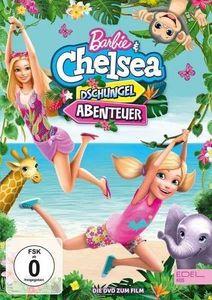Barbie & Chelsea - Dschungel Abenteuer - Die DVD zum Film - Digital Video Disc