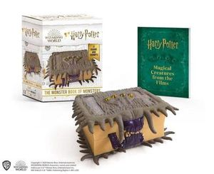 Harry Potter: The Monster Book of Monsters: It Roams and Chomps!