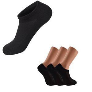 Sneaker Socken 12 Paar Laufsocken, Größe 40/44,Sportsocken Atmungsaktiv 85% Baumwolle