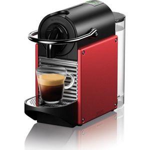 Delonghi EN124.R Pixie Rot Nespressomaschine