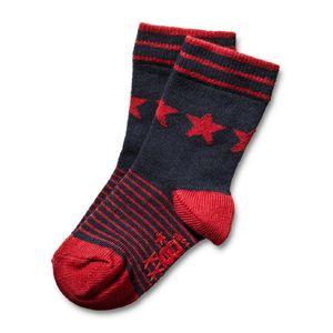 MEXX Jungen Baby Socken Stars blue midnight 14-15