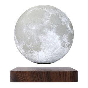 Mondlampe 3D-Druck Magnetisch Schwebende Mondlichtlampen