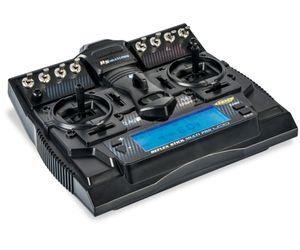 Carson RC Fernsteuerung Reflex Stick Multi Pro LCD 2,4Ghz 14 Kanal