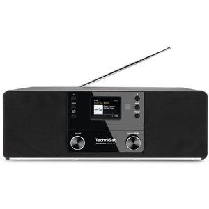 TechniSat DigitRadio 370 CD BT CD/Radio-System schwarz DAB+/UKW/RDS/CD/Bluetooth