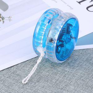 LED-Leucht-Yoyo mit String Yo-Yo-Ball-Geburtstagsfeier bevorzugt Preise (blau)