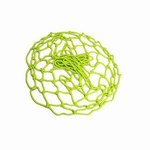 Kinder Geben Grš¹n Fluoreszierendes Leuchtbasketballnetz Basketballnetz Basketballnetz Selbstleuchtende Erwachsene Kinder Basketballkorb-Netz