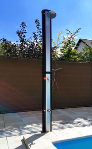 35L Solardusche LUXURY Pooldusche Außendusche Gartendusche Solar Outdoor Dusche