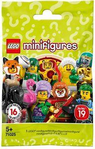 LEGO Minifigures 71025 Serie 19