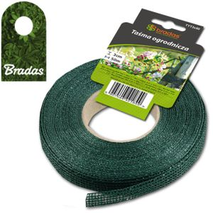 Baumanbinder 3cmx50m grün Rolle Baumbinder Pflanzenbinder Bindeband Pflanzenband TYT3X50 Bradas