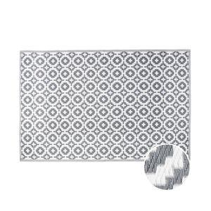BUTLERS COLOUR CLASH In- & Outdoorteppich Mosaik L 180 x B 120cm