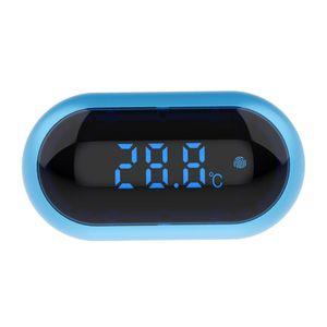 Aquarium Thermometer Aquarium Amphibien Glas Terrarium Wassertemperatur
