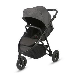 Knorr-Baby EASYSPORT3 Sportwagen/ Buggy Schwarz-Dunkelgrau