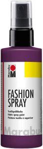"Marabu Textilsprühfarbe ""Fashion Spray"" aubergine 100 ml"