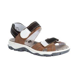Rieker Damen Sandale 68853 Beige