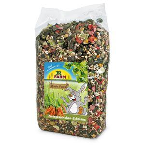 JR Farm Zwergkaninchen-Schmaus 2,5 kg
