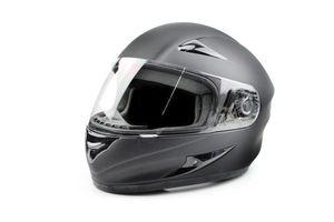 VITO Integral Grande Helm matt schwarz 2XL bis 5XL, Größe:XXXXXL