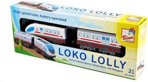 Bino & Mertens 82057 - Batteriebetriebene Lokomotive Loko Lolly