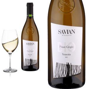 2019Pinot Grigio delle Venezie von Savian Vini - Weißwein