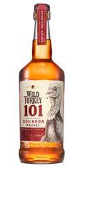 Wild Turkey 101 Kentucky Straight Bourbon Whiskey | 50,5 % vol | 0,7 l