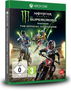 Xone Spiel - Monster Energy Supercross - The Official Videogame