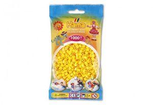 Hama-Perlen Gelb 1000Stück, 1Beutel