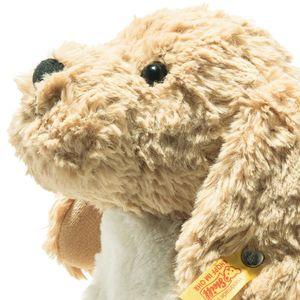 Steiff 099175 Soft Cuddly Friends Berno Goldendoodle   26 cm beige   Plüsch Hund