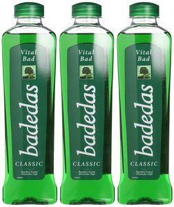 Badedas Vital Bad Classic Schaumbad 500 ml, 3er Pack (3 x 500 ml)