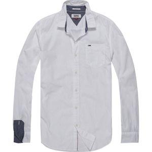 Tommy Hilfiger Original Regular Fit Baumwolle Classic White S