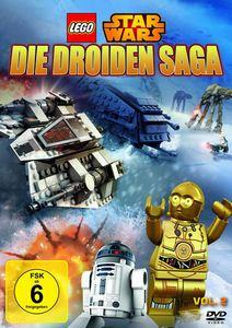 Lego - Star Wars - Die Droiden Saga - Volume 2 DVD