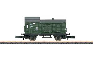 Märklin Freight Train Baggage Car - Zugmodell - Junge/Mädchen - 15 Jahr(e) - Grün - Z (1:220) - 1 St Märklin