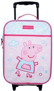 Nickelodeon trolley-Koffer Peppa Pig 17 Liter Polyester rosa