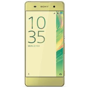 Sony xperia XA LTE 16GB lime gold