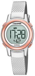 Calypso Kinderuhr Teenager Digital Armbanduhr K5736/2