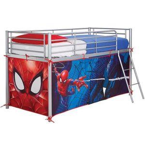 Spider Man Vorhangset für Hochbetten