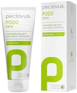 PECLAVUS PODOcare Fußcreme Wollfett 100ml