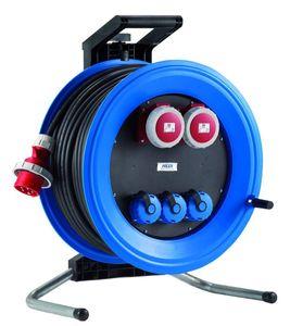 HEDI K4003020D Kabeltrommel Professional Plus 320, leer, blau ***NEU***