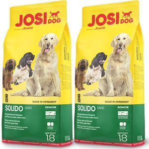 2 x 18 kg Josera JosiDog Solido